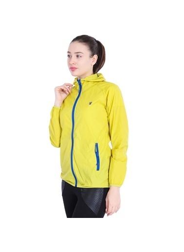 Sportive Yağmurluk Sarı